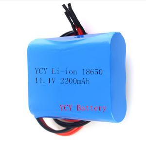 教育机器人锂电池组11.1V 2200mAh