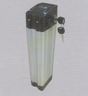 银鱼壳锂电池