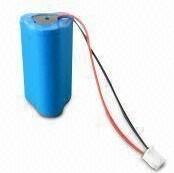 电动清洁器锂电池