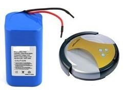 智能吸尘器智能吸锂电池