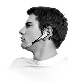 Bluetooth headset ba