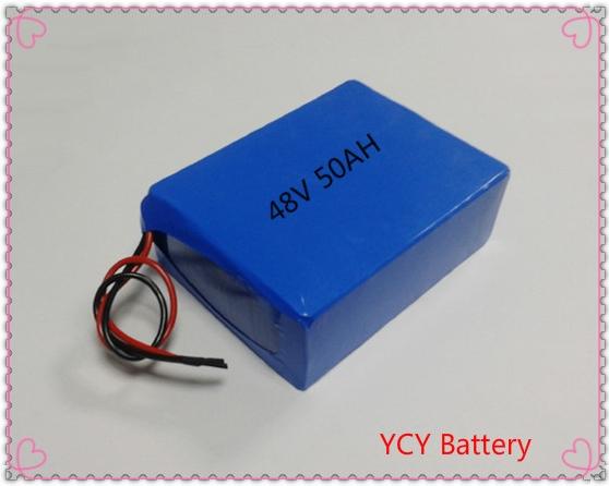 48V50AH磷酸铁锂电池