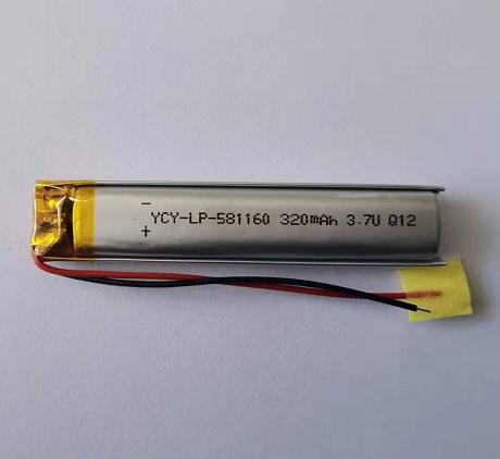 点读笔电池581160 3.7V 320mAh
