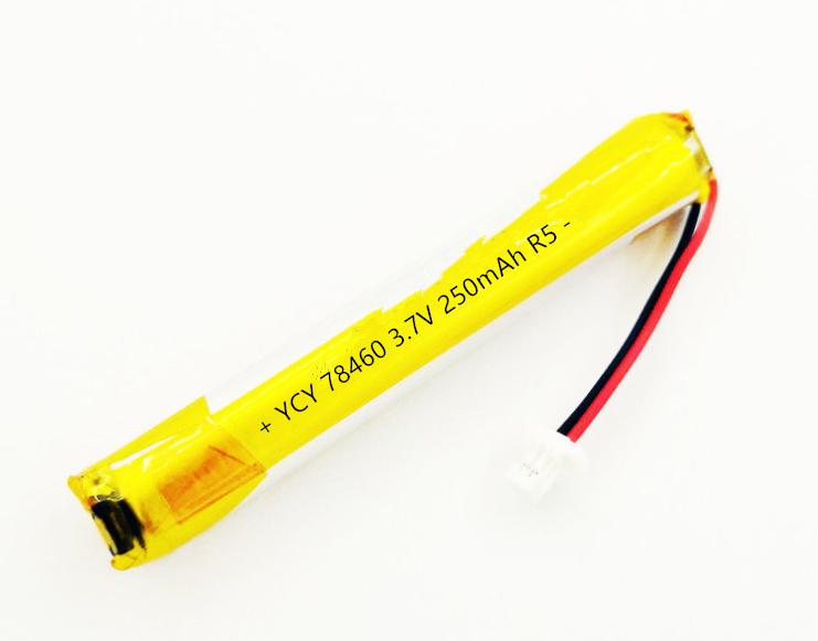 触控笔触屏笔锂电池YCY-LP-78460 3.7V 250mAh