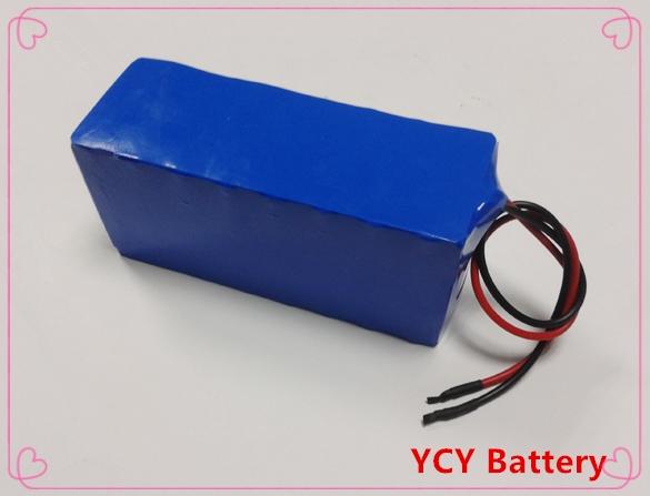 36V磷酸铁锂电池组