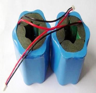 便携式产品锂电池18650 11.1V 4400mAh