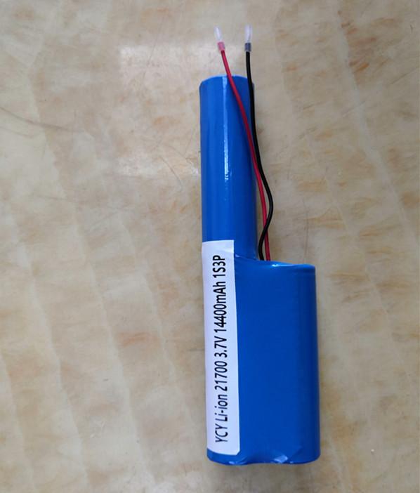 检测仪锂电池组3.7V 14400mAh