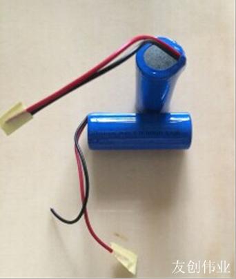 理发剪电池YCY Li-ion 18500 3.7V 1600mAh